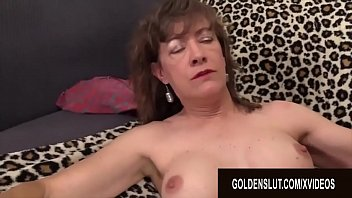 GoldenSlut - Mature Babe Morgan Comp 1